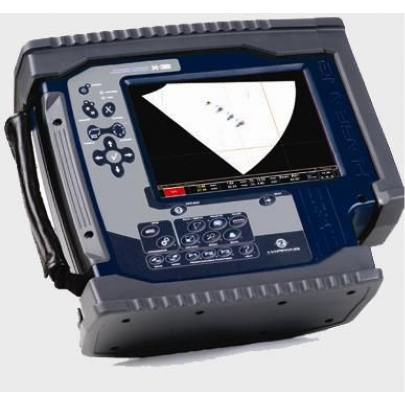 Ультразвуковой дефектоскоп на фазированных решетках X-32
