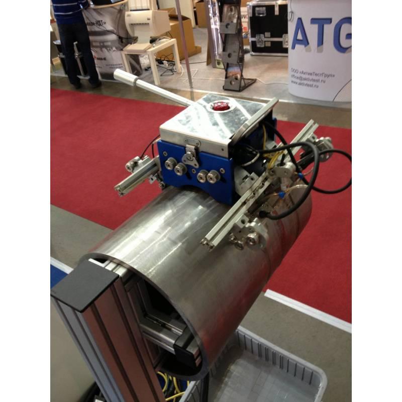 Ультразвуковой дефектоскоп на фазированных решетках OmniScan MX2 - фото 9