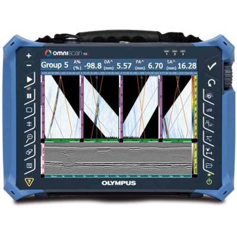 Ультразвуковой дефектоскоп на фазированных решетках OmniScan MX2 - фото 3