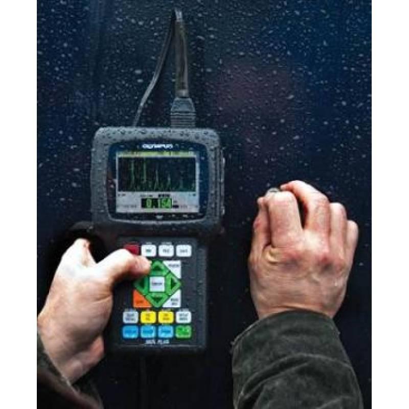 Ультразвуковой толщиномер 38DL PLUS - фото 1