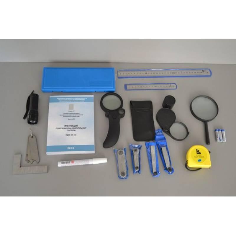 Комплект для визуально-измерительного контроля ВИК-НДТ - фото 1