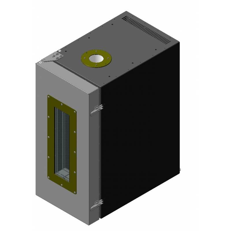 Климатические камеры для испытательных машин