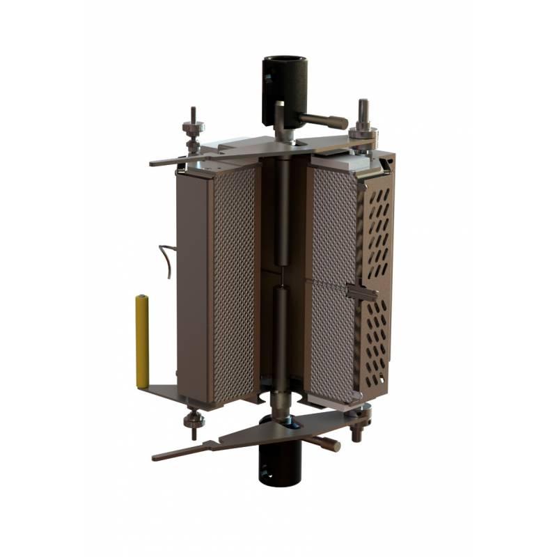 Высокотемпературные печи для испытательных машин