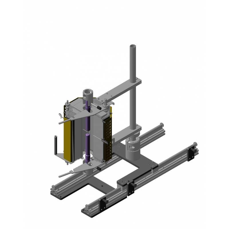 Высокотемпературные печи для испытательных машин - фото 1