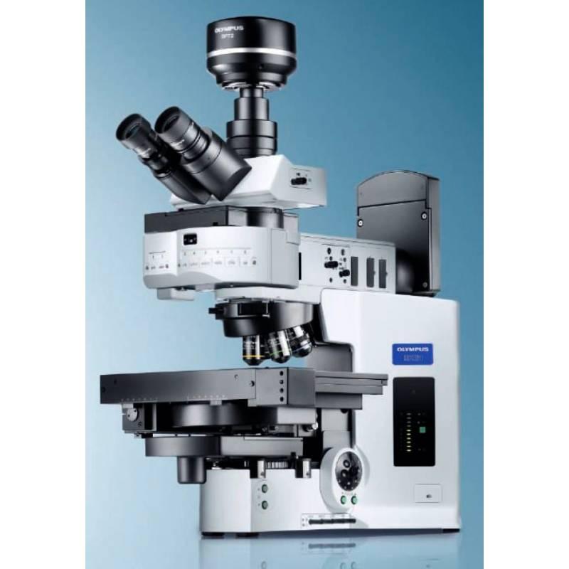 Прямой микроскоп BX61 для исследований объектов в различных областях науки и техники - фото 1