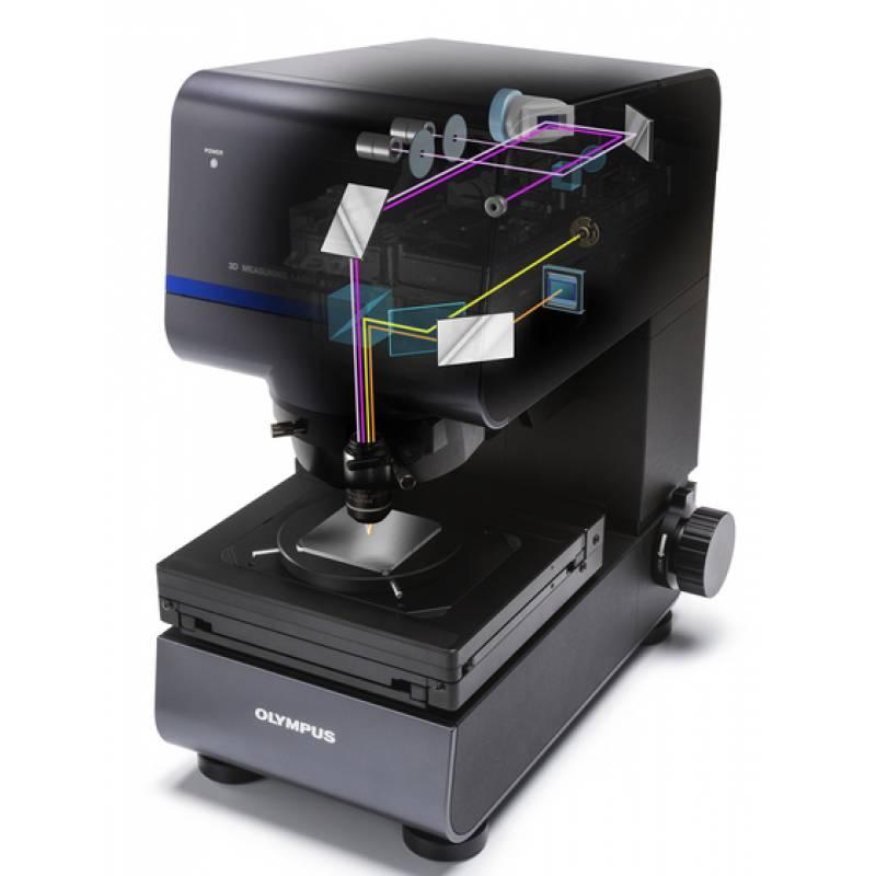 Лазерный конфокальный микроскоп LEXT OLS5000 занимает почетное место среди исследовательского оборудования благодаря расширенным возможностям - фото 1