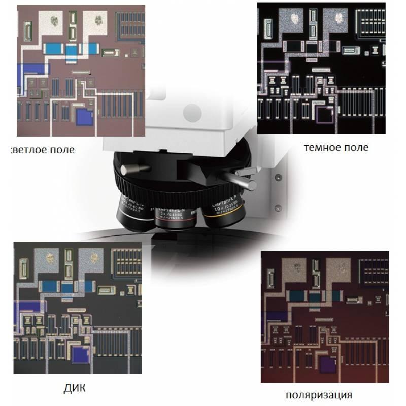 Современная модель измерительного микроскопа STM-7 создана для контроля геометрических параметров различных деталей. - фото 1