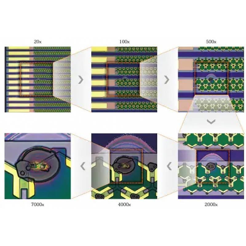 Цифровой микроскоп DSX1000 - фото 1