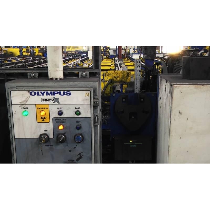 Автоматизированный поточный анализатор для контроля химического состава Olympus Vanta iX  - фото 2