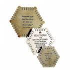 Гексагональные гребенки для измерения толщины мокрого слоя Elcometer 112 & 3236