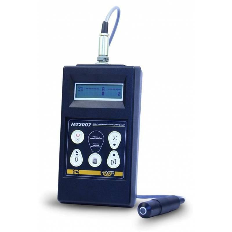 Толщиномер магнитный МТ-2007