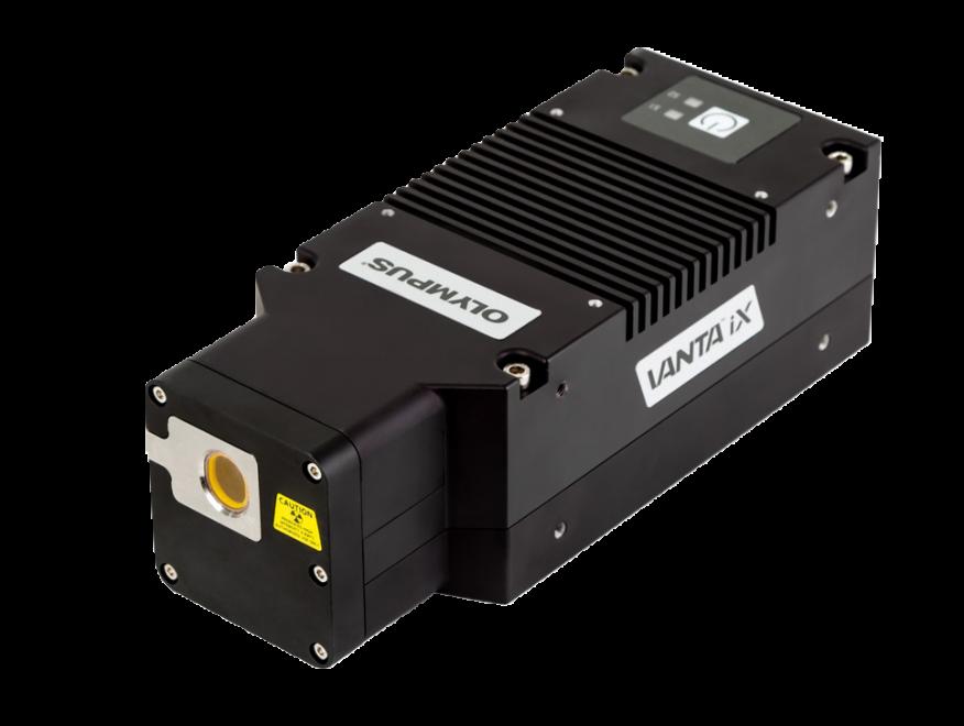 Vanta iX используется для сканирования керна