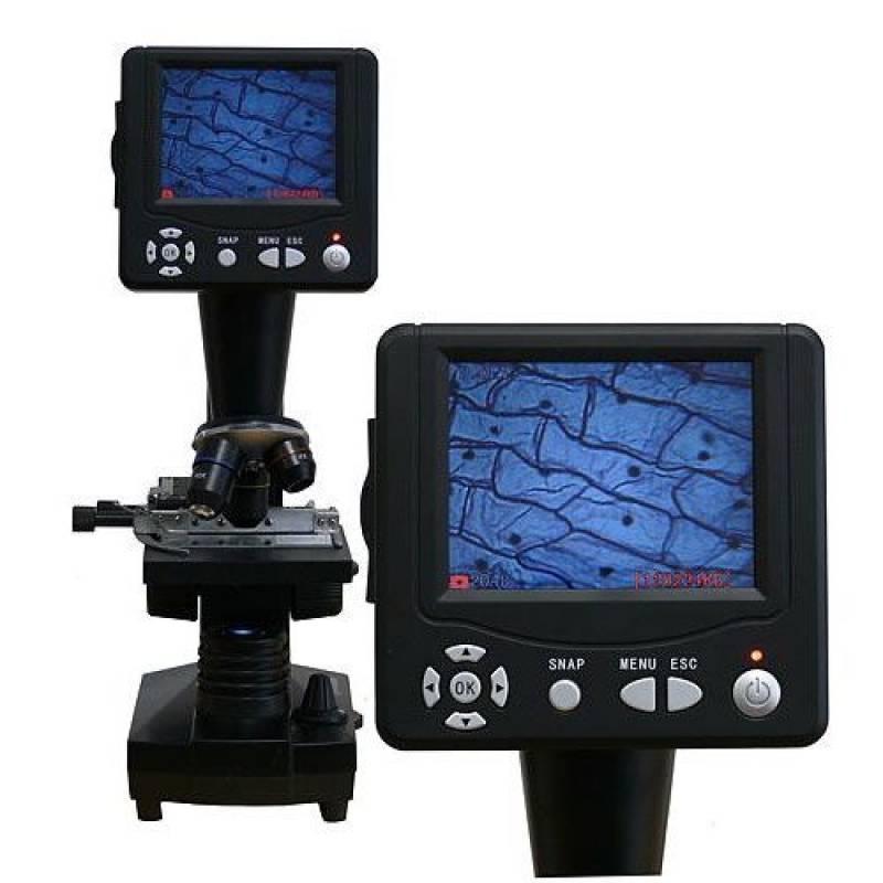 Цифровой микроскоп LCD