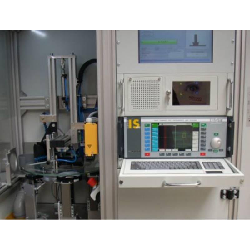 ELOTEST PL500 вихретоковая система