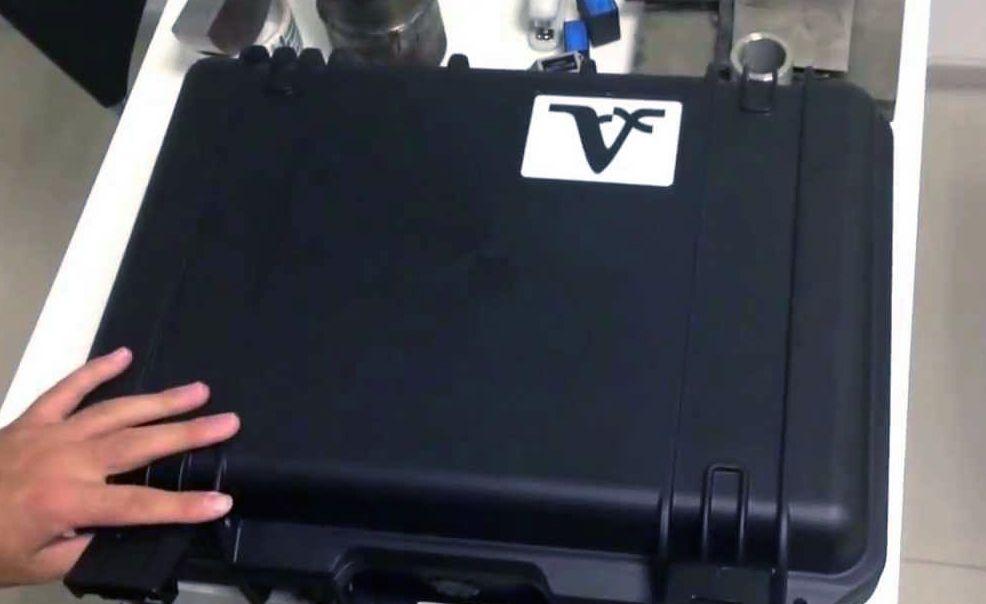 Томограф А1550 IntroVisor высокочастотный ультразвуковой дефектоскоп