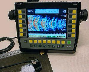 Дефектоскоп DIO 1000 PA на фазированных решетках купить