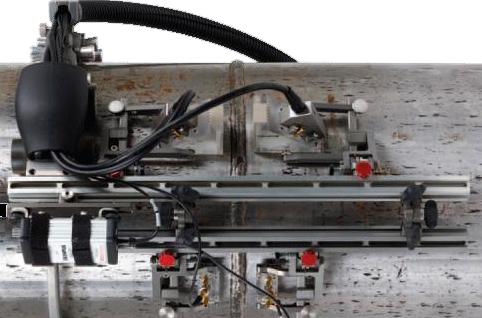 Сканер Olympus CHAIN для ручного контроля
