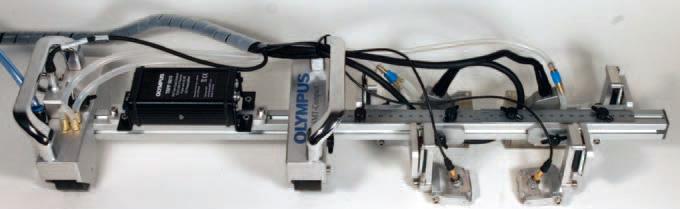 Контроль сварных соединений Olympus HSMT-Compact