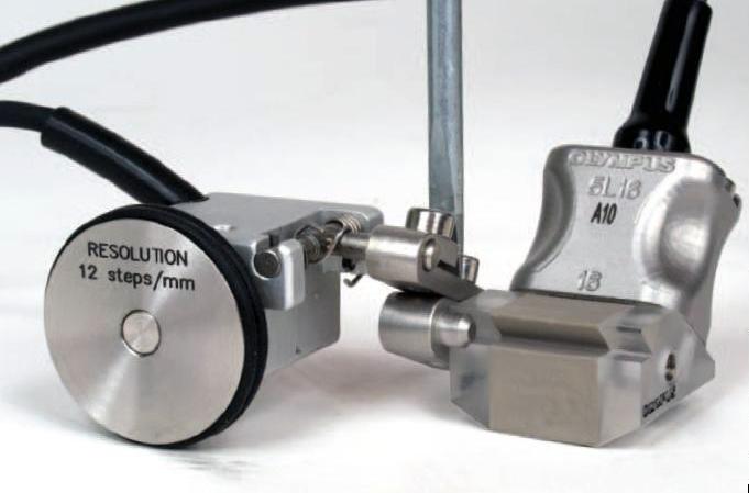 Mini-Wheel Ручной однокоординатный сканер купить