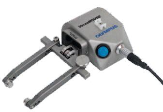 Ручной линейный сканер с кнопкой индексации