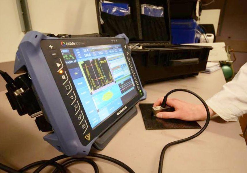 OmniScan MX2 в работе