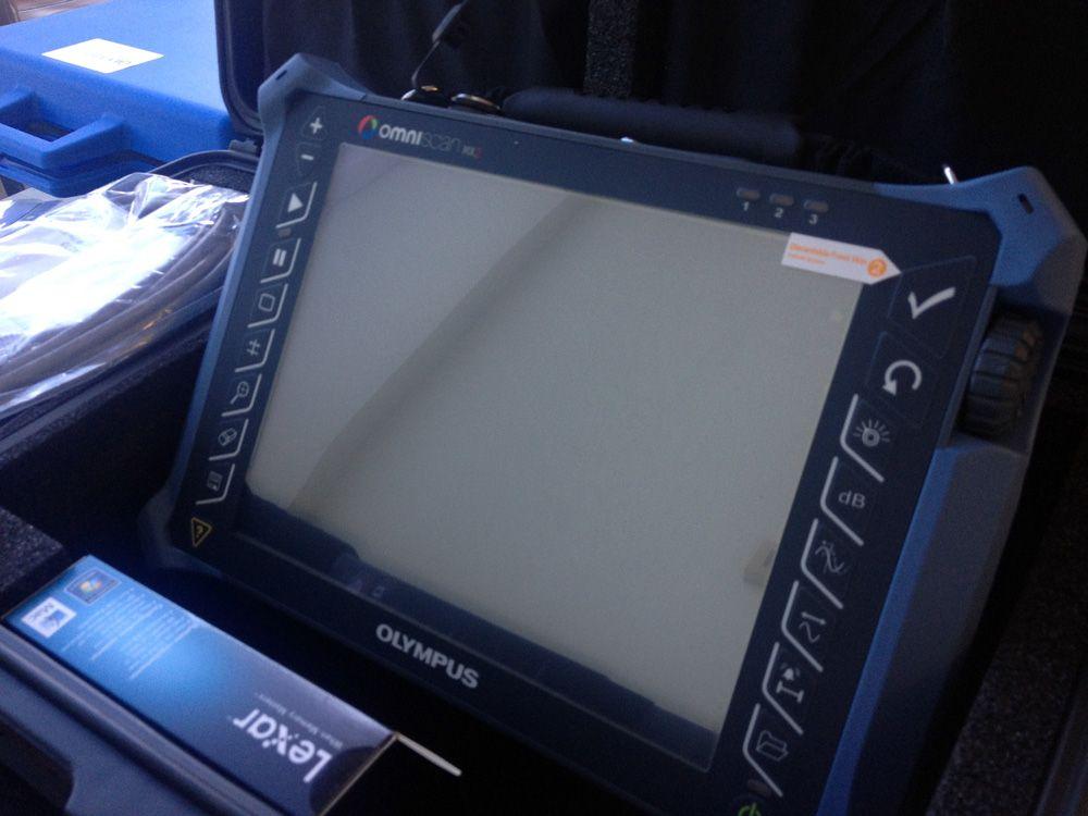 дефектоскоп Olympus OmniScan MX2 PRO