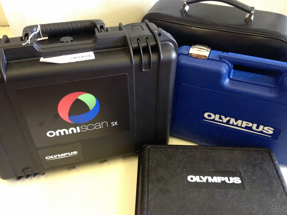 OmniScan SX PRO Olympus