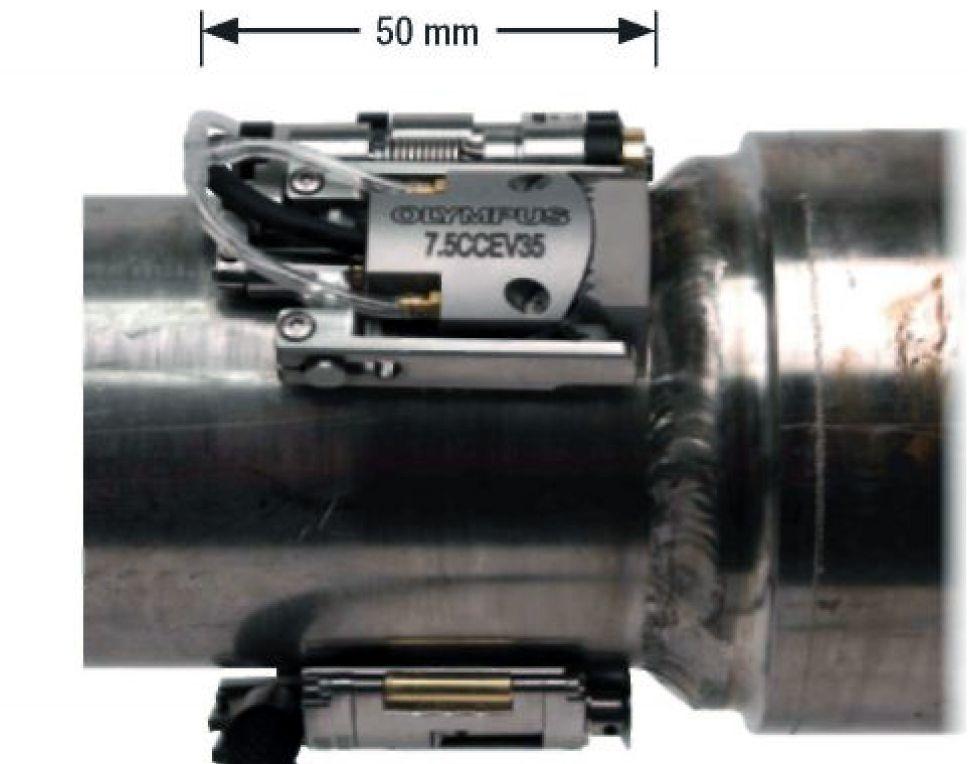 Автоматизированные система контроля трубопроводов
