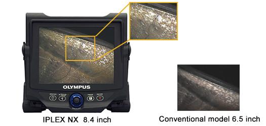 Видеоэндоскоп olumpus iplex
