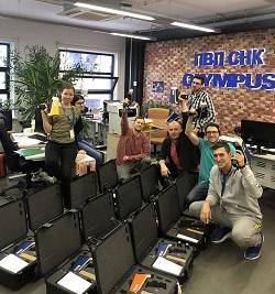 """Сотрудники Отдела продаж компании ООО """"ПВП """"СНК"""""""