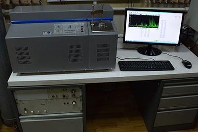 Эмиссионный спектрометра анализатор АРГОН-5СФ