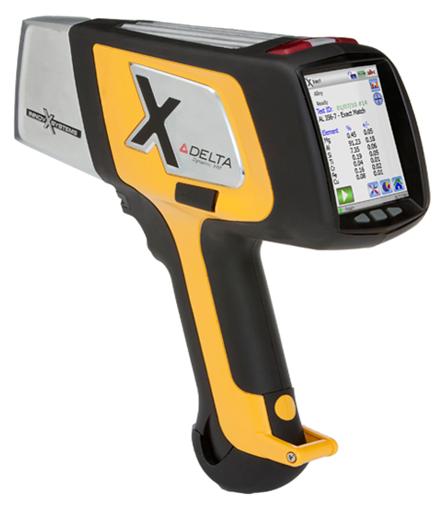Рентгенофлуоресцентный анализатор металлов Delta Professional купить