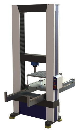 Установка двух колонная для электромеханических измерений