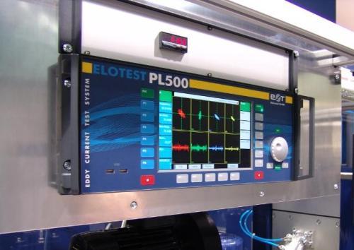 вихретоковая система ELOTEST PL500